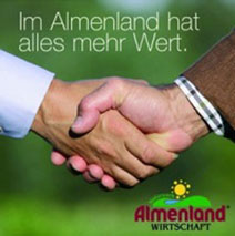 Almenland Wirtschaft Handschlagqualität