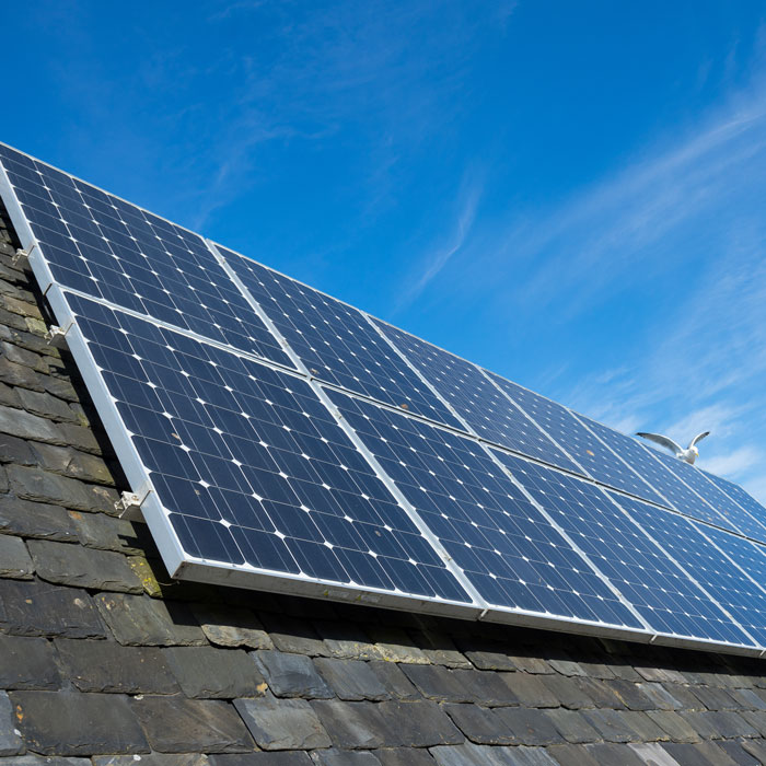 Solaranlagen Detail