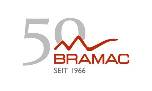 50 Bramac Logo