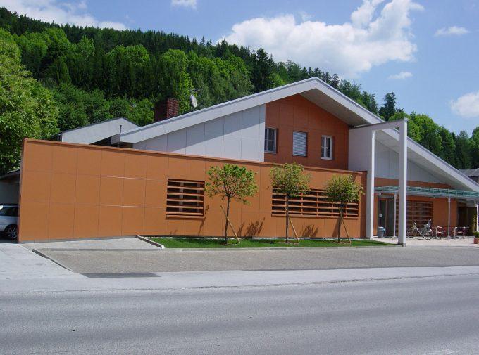 Dachprojekt von Klammler umgesetzt