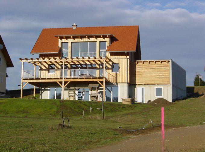 Dach für Terrasse von Klammler