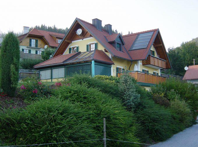 Variantenreiche Dachgestaltung