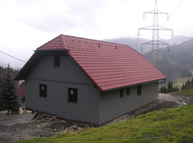 Dach und Fassadengestaltung von Klammler