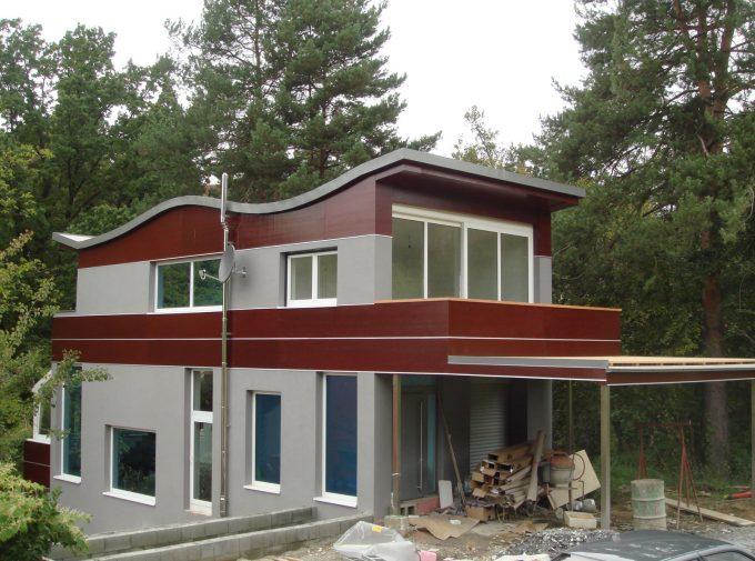 Das passende Dach für jede Architektur: Wellendach von Klammler