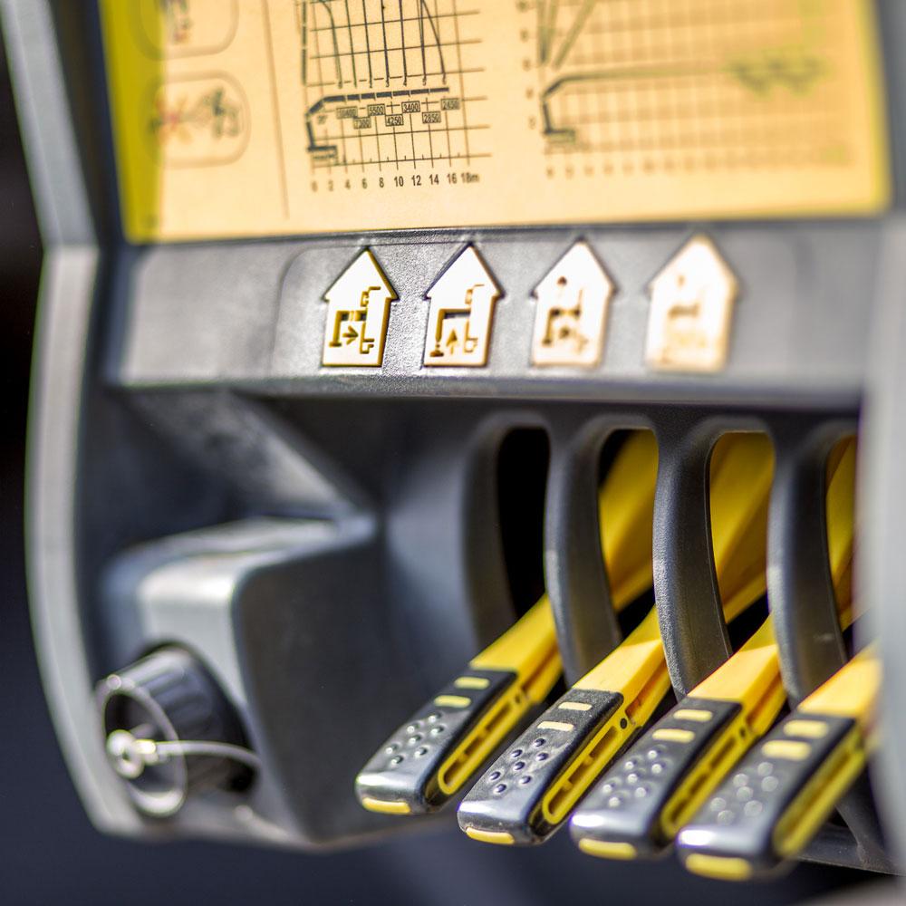 Detail Werkzeug von Klammler