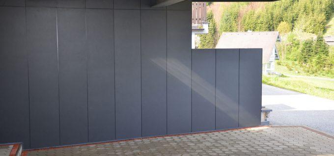 Eternit Fassadenplatten von Klammler