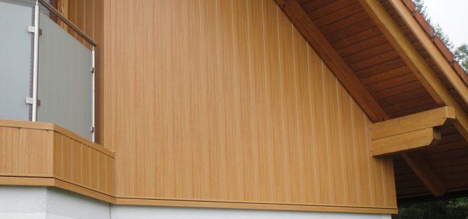 Detail Dachstuhl