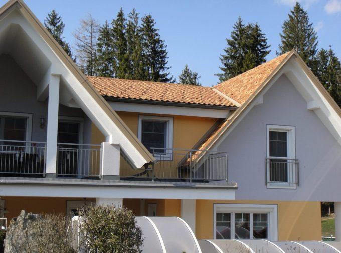 Dachgestaltung aus dem Almenland