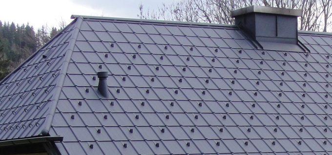 Gedecktes Dach