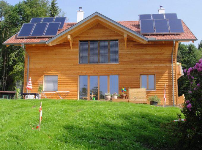 Das Dach sinnvoll nutzen mit einer Solaranlage
