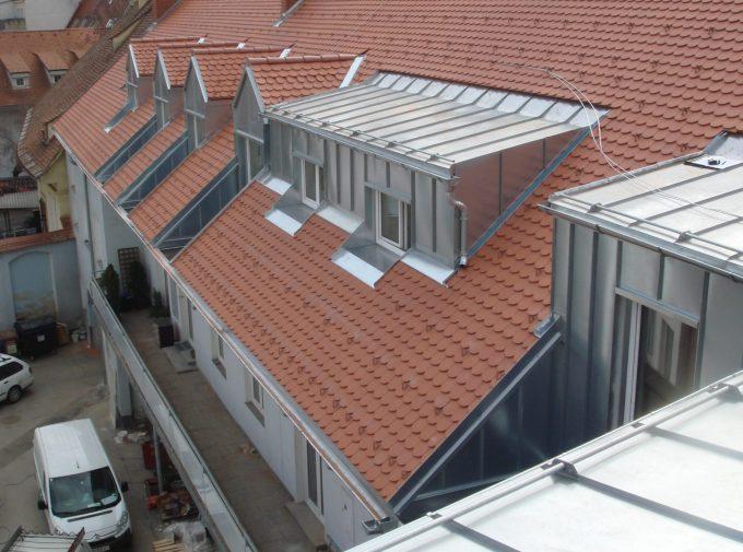 Dachgestaltung von Klammler, dem Dachdeckermeister aus dem Almenland