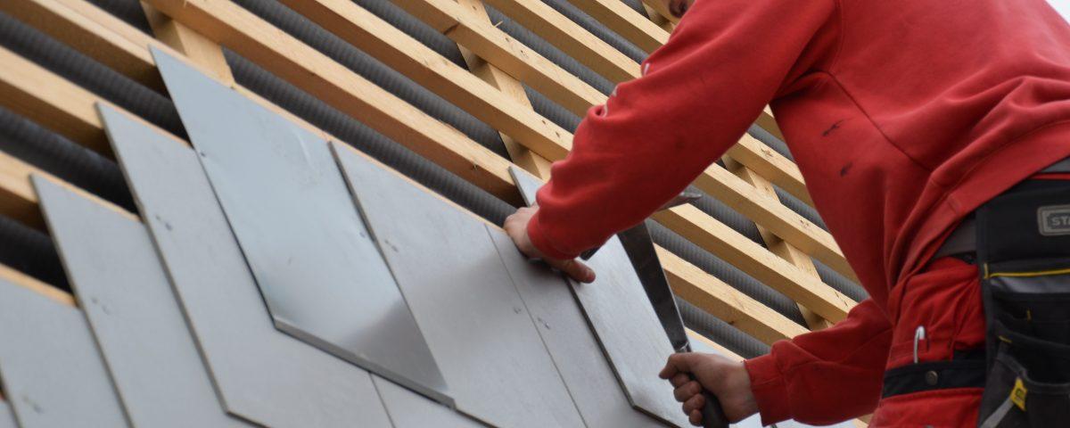 Dachdecker und Spengler schaffen ein niet-und nagelfestes Warmdach oder Kaltdach auch für Ihr Zuhause in Graz