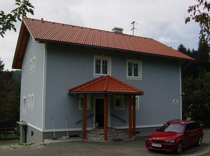 Dach für Wohnhaus