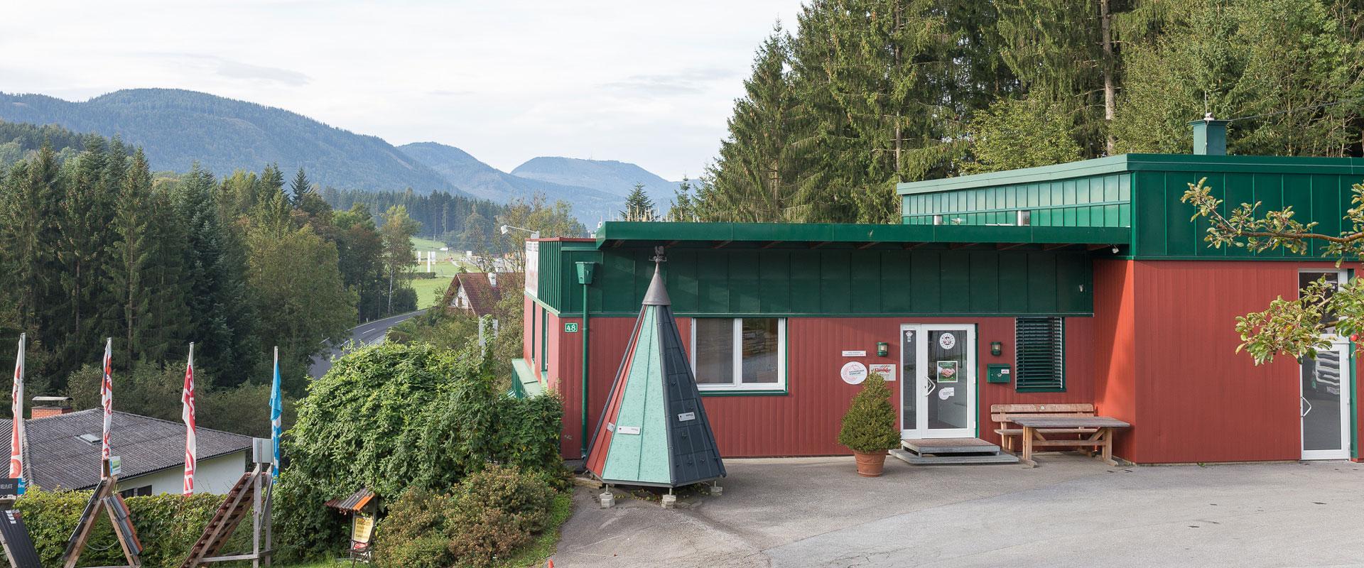 Klammler Dachdeckerei und Spenglerei Hauptsitz