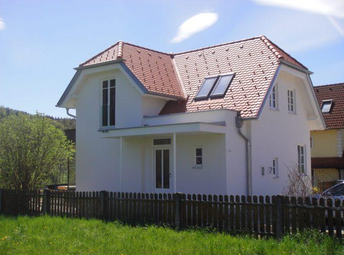 Dach für Einfamilienwohnhaus