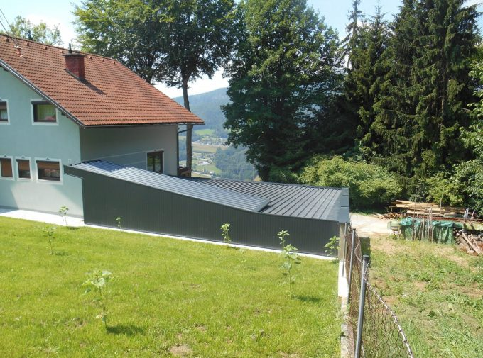 Indiviudelle Dachlösung für Haus und Garage