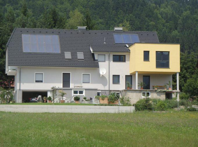 Moderne Dach- und Spenglerarbeiten