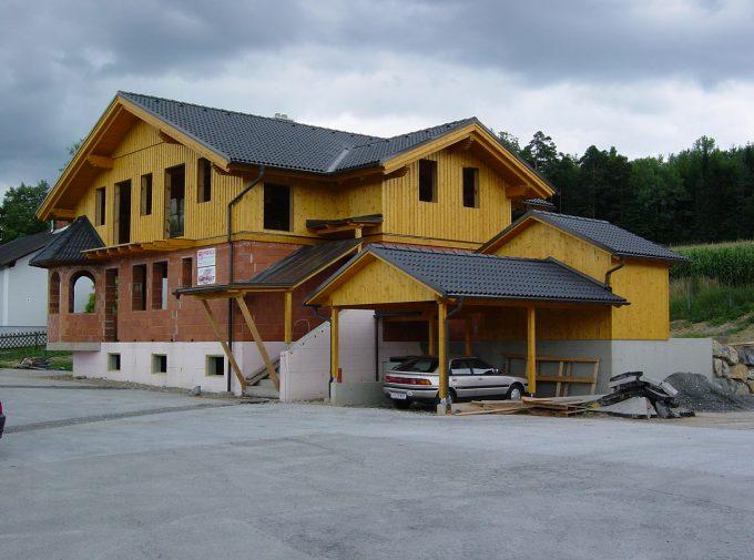 Umfassende Dacharbeiten