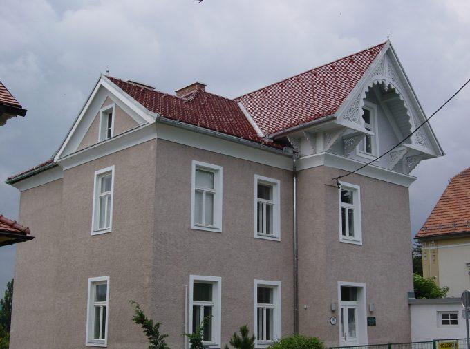 Neues Dach für Altbau