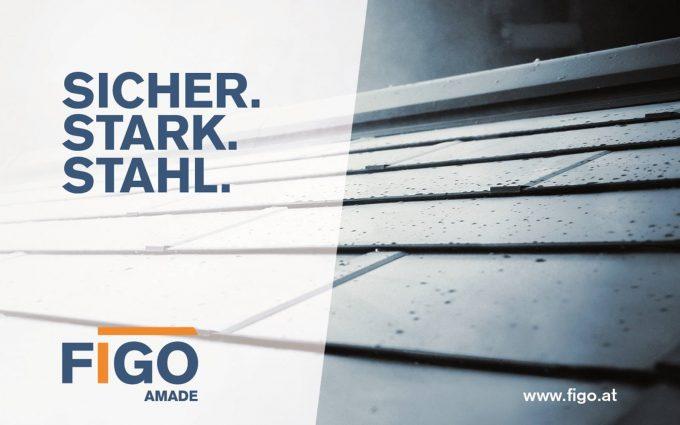 Figo Amade Dachplatten