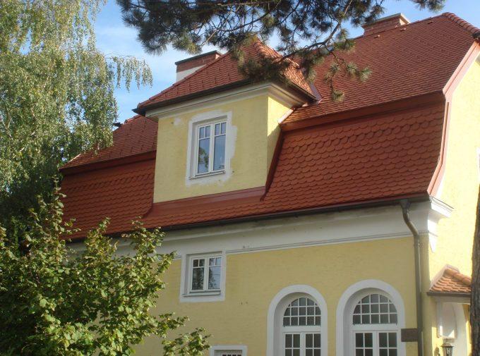 Innovative Dachgestaltung vom oststeirischen Dachdeckmeister Klammler