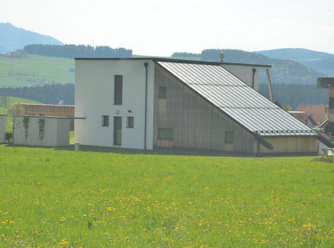 Neues Dach in Steiermark