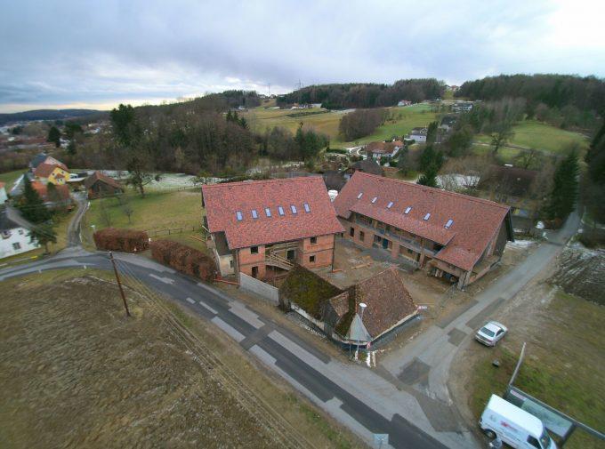 Umfangreiche Dacharbeiten in der Steiermark