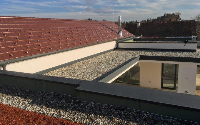 Dachdecker- und Spengler-Referenz