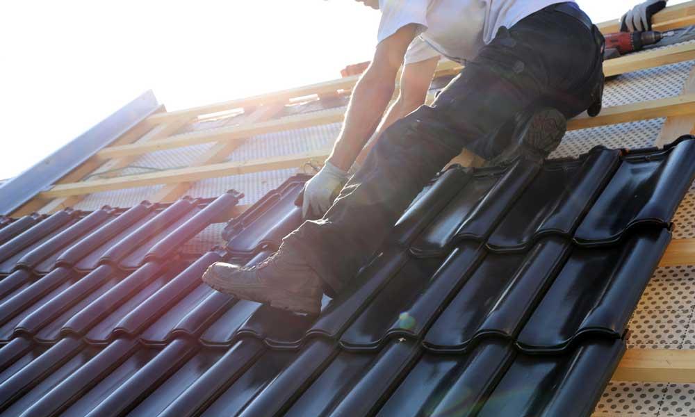Vorteile eines Kaltdaches
