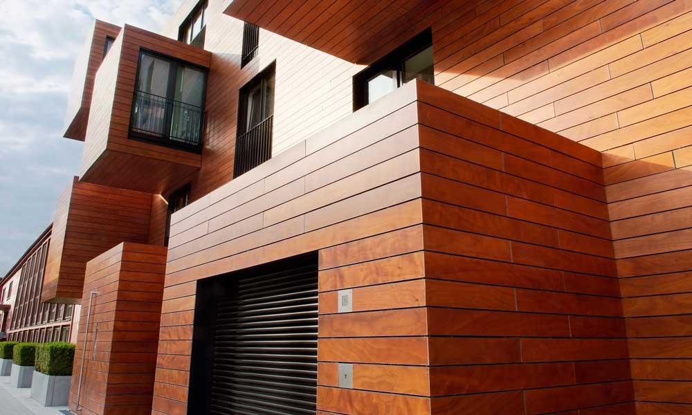 Energieeffiziente Fassade