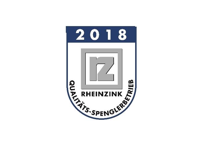 Logo Auszeichnung Qualitäts-Spenglerbetrieb